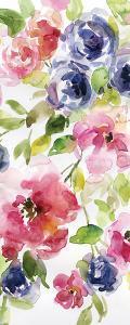 Watercolor Cascade I by Carol Robinson