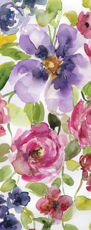 Watercolor Cascade II