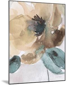 Watercolor Poppy II by Carol Robinson