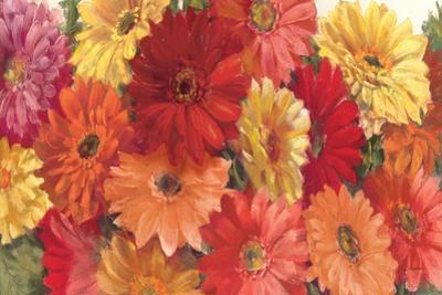 Bountiful Gerberas by Carol Rowan