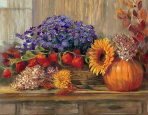 October Still Life by Carol Rowan