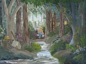 Birch Creek by Carol Salas