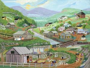 Happy Valley by Carol Salas
