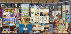 Home in One Room by Carol Salas