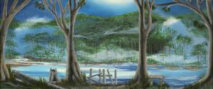 Moon River by Carol Salas