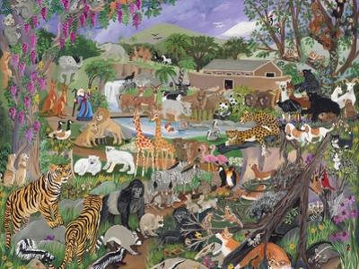 Noah's Ark by Carol Salas