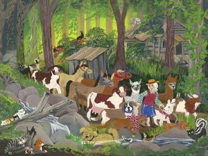 Walk in the Woods by Carol Salas