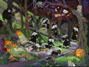 Witches in the Holler by Carol Salas