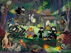 Witches in the Woods by Carol Salas