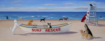 Surf Rescue by Carol Saxe