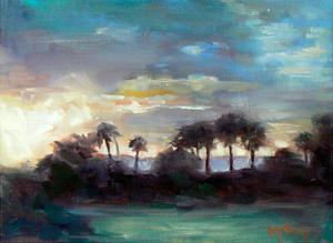 Sundown by Carol Schiff