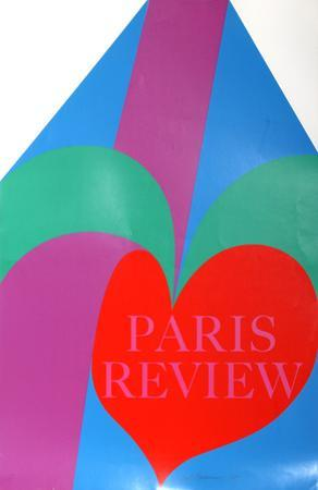 Paris Review by Carol Summers
