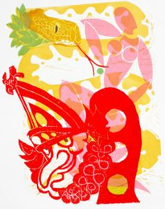 Punch in Paradise by Carol Walklin