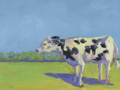 Cow Pals III by Carol Young