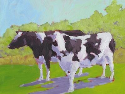 Pasture Cows II by Carol Young