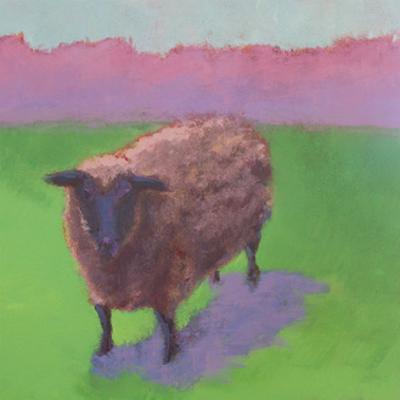 Pasture Sheep by Carol Young