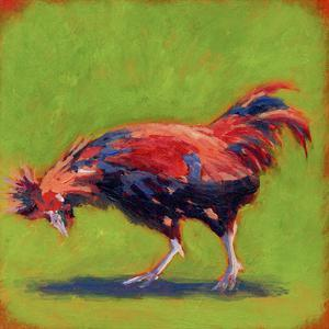 Proud Red II by Carol Young