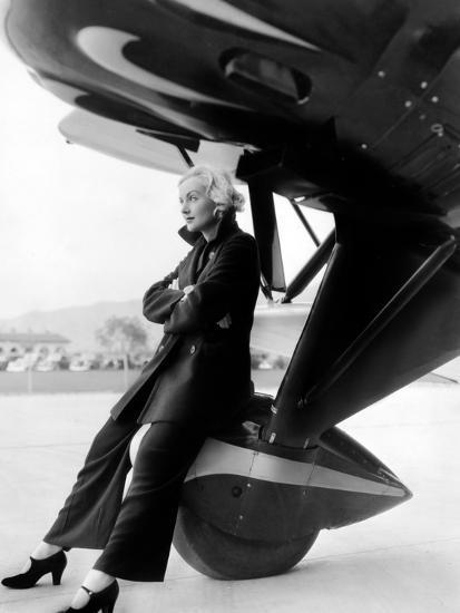 Carole Lombard, 1935--Photo