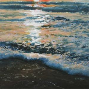 Shoreline Study 04315 by Carole Malcolm