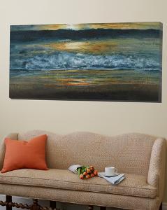 Shoreline Study 04415 by Carole Malcolm
