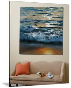 Shoreline Study 04515 by Carole Malcolm