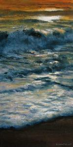 Shoreline Study 04615 by Carole Malcolm
