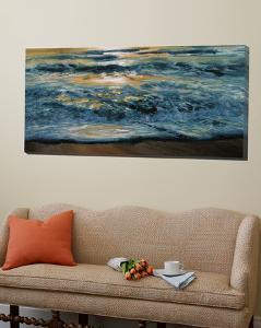 Shoreline Study 04815 by Carole Malcolm