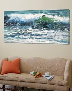 Shoreline Study 07616 by Carole Malcolm