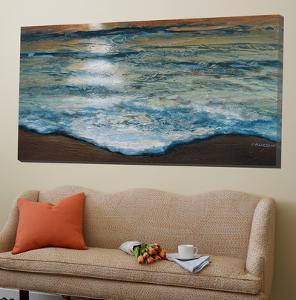 Shoreline Study 08015 by Carole Malcolm