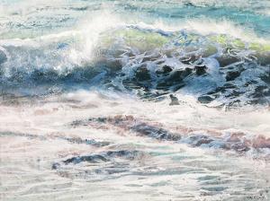Shoreline study 10616 by Carole Malcolm
