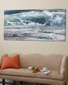 Shoreline study 10716 by Carole Malcolm