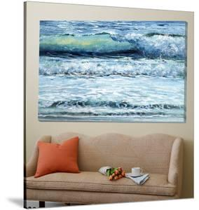 Shoreline Study 11 by Carole Malcolm