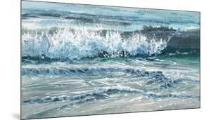 Shoreline study 15 by Carole Malcolm