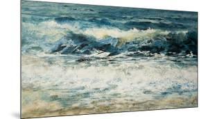 Shoreline Study 315 by Carole Malcolm