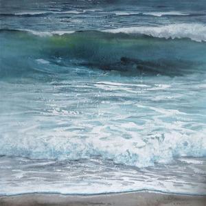 Shoreline study 3 by Carole Malcolm