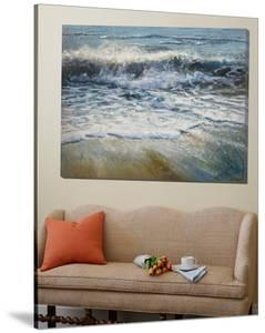 Shoreline Study 5 by Carole Malcolm