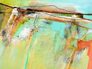 Spring lines by Carole Malcolm