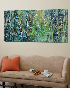 Treescape 05015 by Carole Malcolm