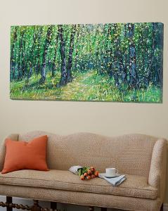 Treescape 06315 by Carole Malcolm