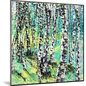 Treescape 11916 by Carole Malcolm