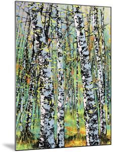 Treescape 12016 by Carole Malcolm