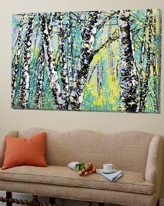 Treescape 12416 by Carole Malcolm