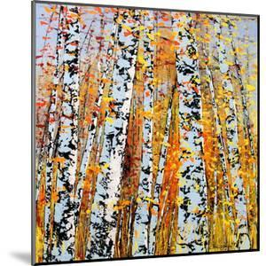 Treescape 21416 by Carole Malcolm