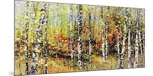 Treescape 21516 by Carole Malcolm