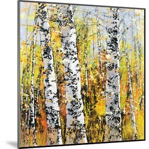Treescape 21616 by Carole Malcolm