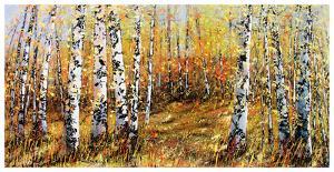 Treescape 22016 by Carole Malcolm