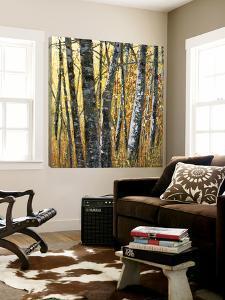 Treescape 4 by Carole Malcolm