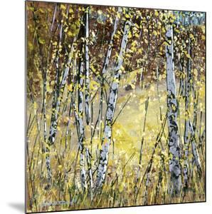 Treescape 5 by Carole Malcolm