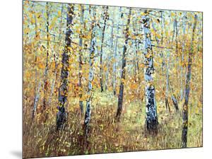 Treescape 7 by Carole Malcolm