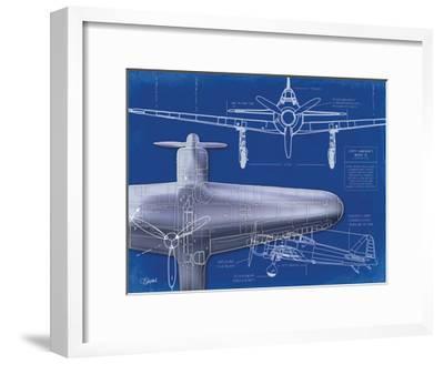 Airplane Blueprint 1